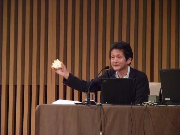 平成22年7月25日京都流議定書パネリストの小堀進専務