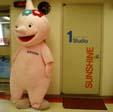 KBS京都のマスコットキャラクターです