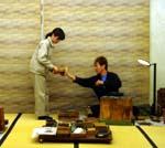 竹村さんと上司の中島さんです